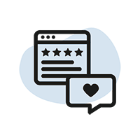 Online Review Collection Logo